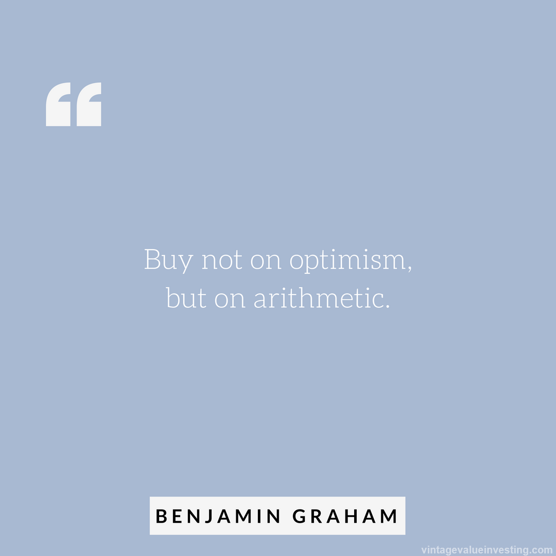 buy-not-on-optimism-but-on-arithmetic-benjamin-graham-quotes